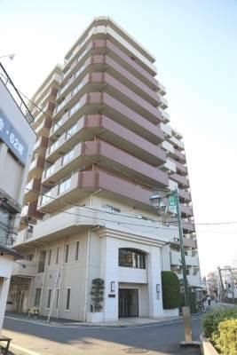 <練馬区 賃貸マンション>栄町 1LDK ノーブル江古田