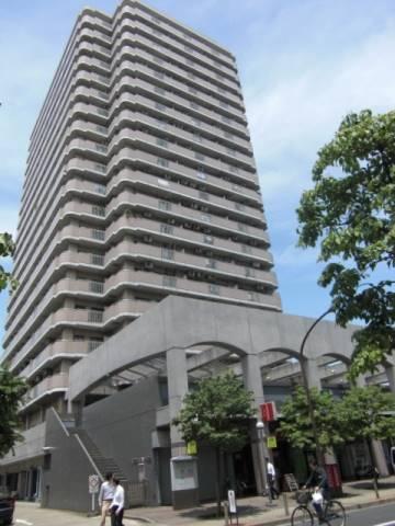 <江東区 賃貸マンション>毛利1丁目 1DK ツインタワー住利毛利館