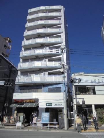 <新宿区 賃貸マンション>若松町 1DK ダイヤピア212