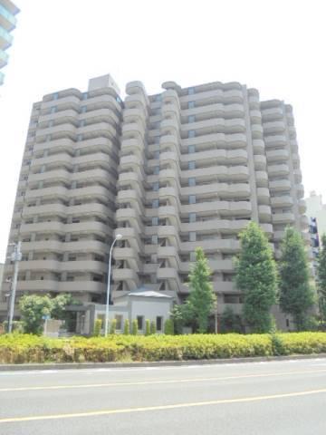 <港区 賃貸マンション>三田5丁目 2LDK バームステージ三田