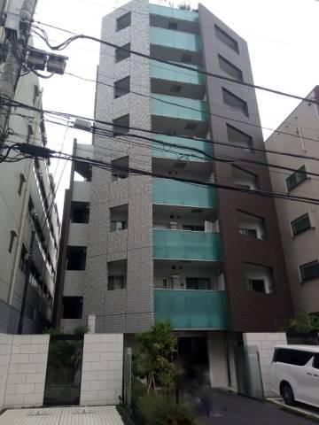 <渋谷区 賃貸マンション>千駄ヶ谷3丁目 1LDK コスモリード原宿
