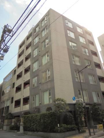 <千代田区 賃貸マンション>飯田橋2丁目 2LDK チェスターハウス九段下