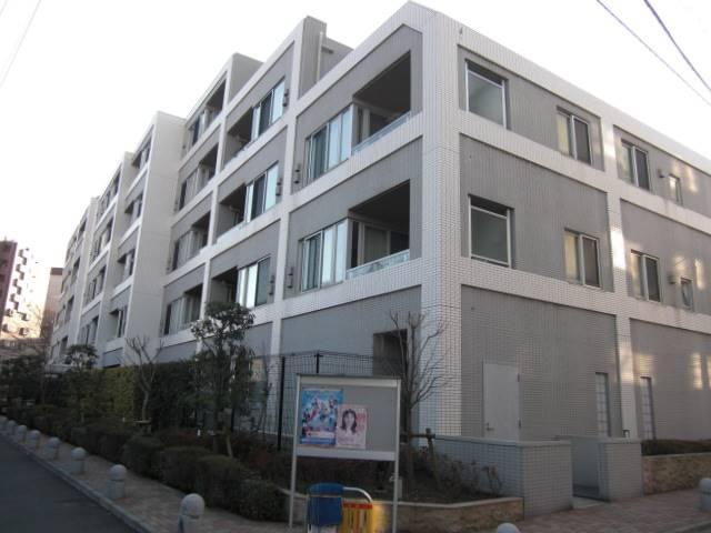<大田区 賃貸マンション>石川町2丁目 2LDK オーベル雪が谷大塚