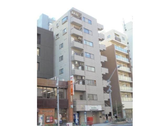 <台東区 賃貸マンション>浅草橋3丁目 2LDK ホーユービル