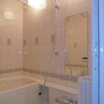 お風呂は追い焚き機能付 浴室換気乾燥暖房機(風呂)