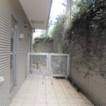 階下のB1部分、専用庭が有ります。