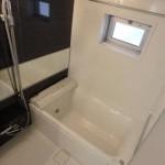 浴室暖房機乾燥機付きフルオートバス 窓付き浴室(風呂)