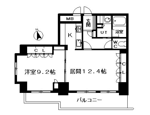 【オーナーチェンジ物件】クリオ東新宿壱番館